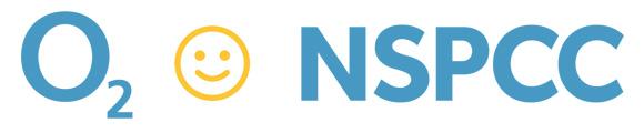 O2 NSPCC logo